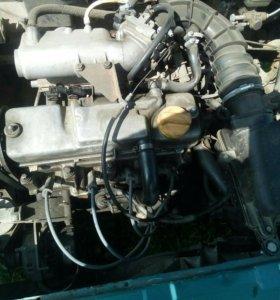 Двигло инжектор 8 клапоное работает норм