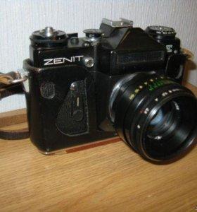 Фотоаппарат zenit E