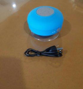 Bluetooth колонка беспроводная(водонепроницаемая)