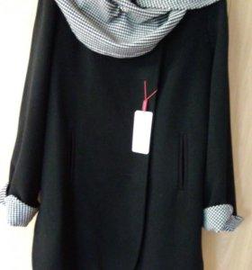 Новое женское пальто.54-56