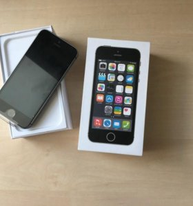 iPhone 5S 32Gb Оригинал
