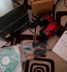 Цифровая фотокамера фотоопарат Nikon Coolpix L810