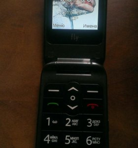 Телефон Fly Ezzy Trendy