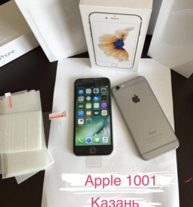 iPhone 6s новый, запечатанный