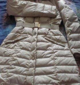 куртки для девочки подростка