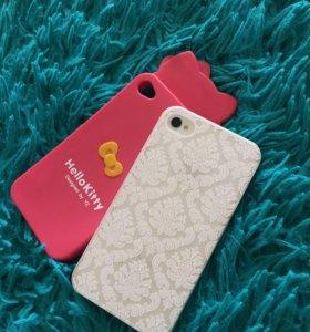 Чехол iPhone 4s