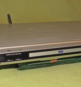 DVD плеер BBK-DV324S1