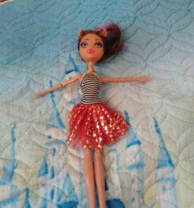 Кукла монстер хай-искуственая