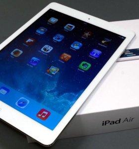 "Apple iPad Air 9,7"" Wi-Fi 16 Gb, серебристый"