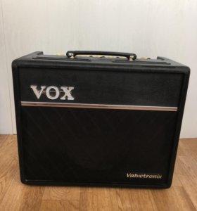 Комбо-усилитель для электрогитары VOX VT20+