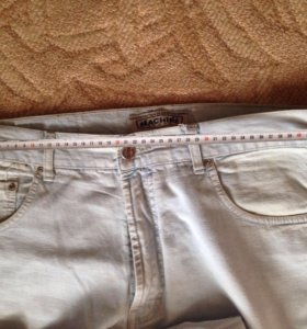 джинсы Machine