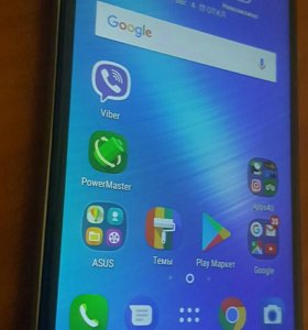Asus ZenFone 3 Max Dual Sim 4G 7Android Отпечаток