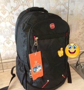 Рюкзак черный 8