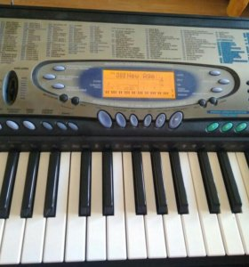 Синтезатор casio ctk-571