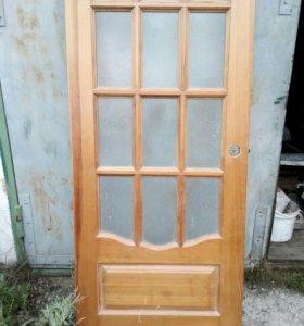 Дверь межкомнатная б. У