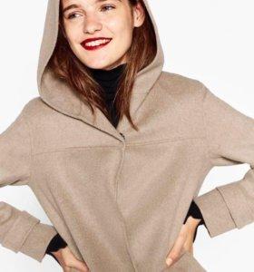 Новое женское пальто Zara