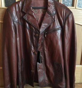 Кожаная куртка Franko Armondi(оригинальная)