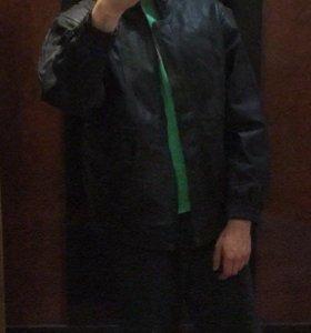 Кожаная куртка BEN