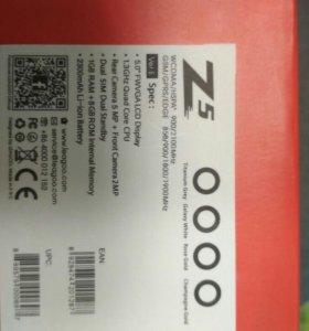 Новый leagoo z5 black 8gb