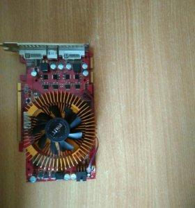 Palit. Модель hd4850 PCI-e 512 mb