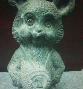 Статуэтка мишка