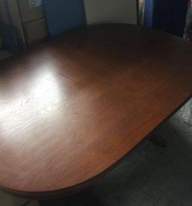 Продам дубовый стол