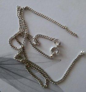 Цепочка ( серебро ) 40 см