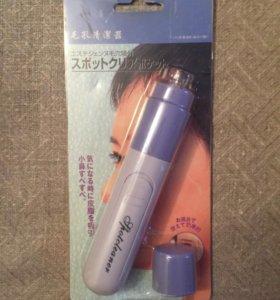 Вакуумный прибор для лица.
