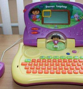 Детский обучающий компьютер (на нем. языке)