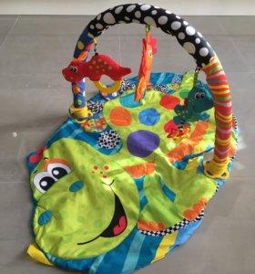 Развивающий детский коврик Playgro 0+