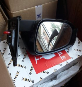 Левое зеркало заднего вида для Toyota Raf 4 2013