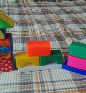Кубики,конструкторы