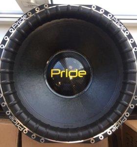 Сабвуферы Pride Car Audio