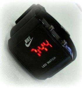 Светодиодные наручные часы Nike