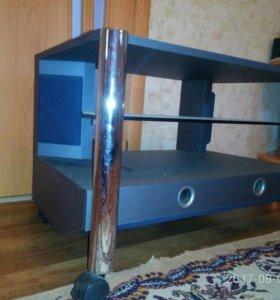 Музыкальная тумба под ТВ с сабвуфером