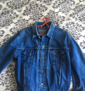 Джинсовая куртка Levi's vintage