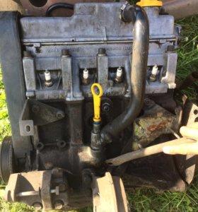 Двигатель ваз 2108
