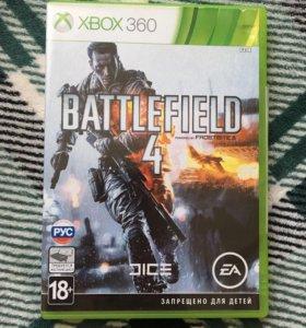 Оригинальный диск на Xbox 360