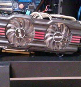 ASUS Nvidia GTX 670 2Gb OC DirectCu II