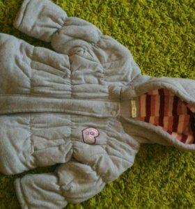 Куртка. Размер 92