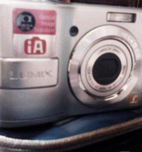 Фотоаппарат Panasonic Lumix DMC-LS85