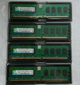 Оперативная память, Ddr2, 2gb hynix