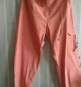 брюки спортивный стиль 56-58