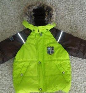 Куртка Kerry зима размер 98