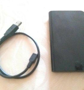 Внешний жёсткий диск WD 250 GB