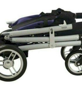 коляска прогулочная bebebeni Izzy