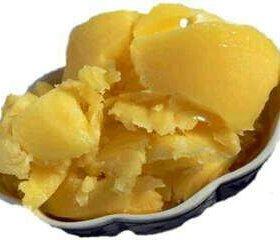 Масло сливочное домашнее натуральное