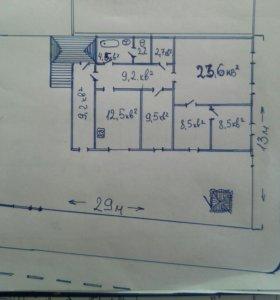 Дом, 89.2 м²