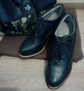 37Ботильоны/туфли/лоферы