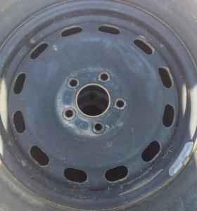 Комплект дисков форд фокус р15